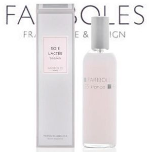 Fariboles - parfum d'ambiance - soie lactée - 100 ml - faribo - Raumparfum