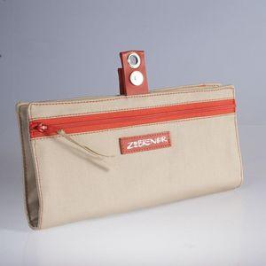 ZEBRE NOIR - savane - Brieftasche