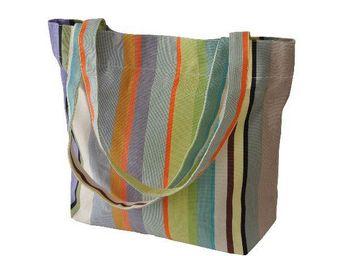 Les Toiles Du Soleil - sainte colombre multicolore - Einkaufstasche