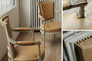 HAGUENIER -  - Sitzmöbel Stoff