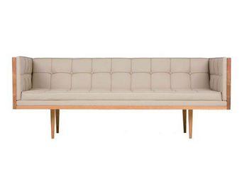 Autoban - box sofa - Gepolsterte Bank