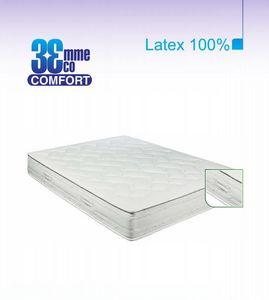 ECO CONFORT - matelas eco-confort 100% latex 7 zones 140 * 200 - Latexmatratze