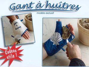 DOUCE FRANCE -  - Austernhandschuht
