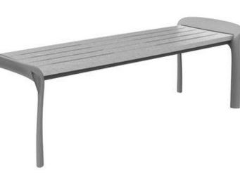 Maglin Site Furniture - mlb1400b - Stadtbank