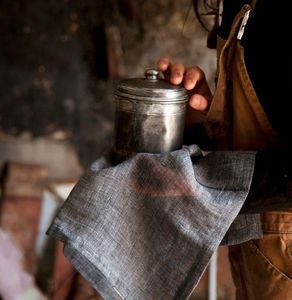Libeco Home - atlas - Tisch Serviette