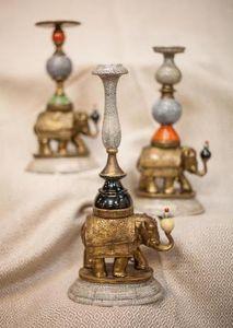 Asiatides -  - Kerzenständer
