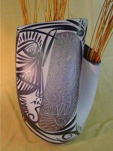 REGAL CERAMIC -  - Vasen