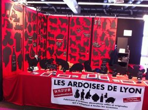 LES ARDOISES DE LYON -  - Sitzgruppe