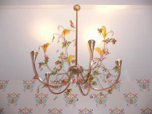 Creations PHILIPPE LAMBERT -  - Deckenlampe Hängelampe