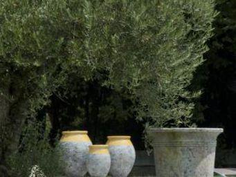 TERRES D'ALBINE -  - Garten Blumentopf