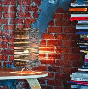 YARUSSI ALVARADO -  - Tischlampen