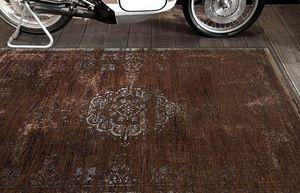 Louis De Poortere - ebony 8256 - Moderner Teppich