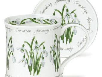 Dunoon - snowdrop - Mug