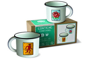 MALINALCO HOME - mh 511 - Kaffeetasse