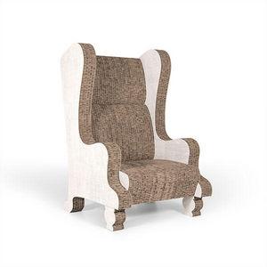 Corvasce Design - poltrona bergère - Sessel