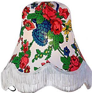 BOBOBOOM - -fleuris - Lampenschirm In Pagodenform