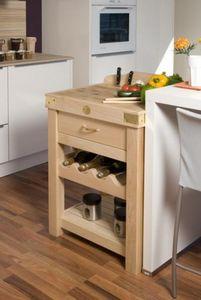 CHABRET - billot oenologie - Küchenblock