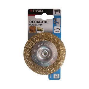 TIVOLY -  - Kreisförmige Bürste
