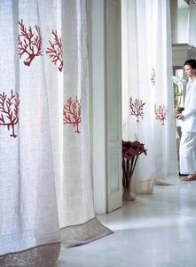 Mastro Raphael - curtain coralli - Gardinen Mit Haken
