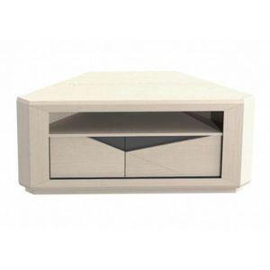 Girardeau - meuble tv d'angle macao - Hifi Möbel