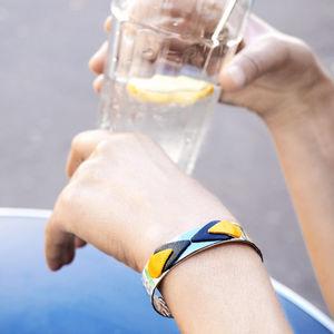 NI UNE NI DEUX - jonc massaï - Armband