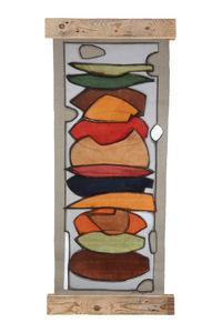 CORES ART - kamala - Zeitgenössische Gemälde