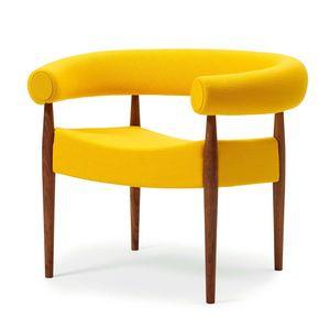 la boutique danoise - ring chair - Sessel