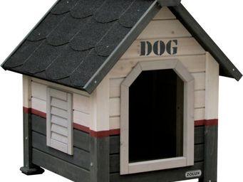 ZOLUX - niche pour chien red line - Hundehütte