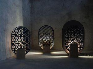 FREDERIC SAULOU - radieuses - Tischlampen
