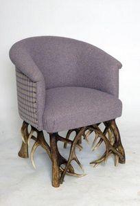 Clock House Furniture - tirol  - Crapaud Sessel