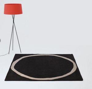 Nanimarquina - aros square - Moderner Teppich
