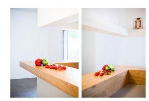 MELANIE LALLEMAND ARCHITECTES - grand studio - neuilly - Innenarchitektenprojekt