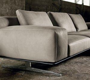 MAX DIVANI - soft levi - Sofa 3 Sitzer