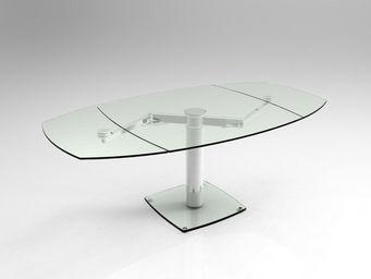 EDA  Concept - groove - Ovaler Esstisch