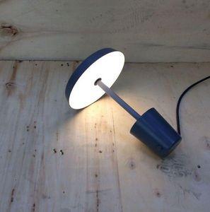 PAUL LOEBACH - 'cup lamp - Led Stehlampe