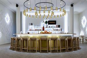 JEFF VAN DYCK -  - Architektenentwurf Bars Restaurants