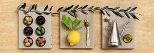 Nouvelles Images - affiche huile d'olive - Plakat