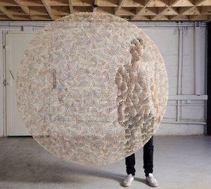 ROWAN MERSH - -asabikeshiinh ii - Skulptur