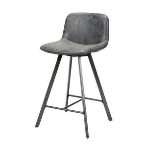 Mathi Design - chaise de bar zenon - Barstuhl