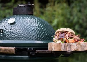Big Green Egg - egg - Holzkohlegrill