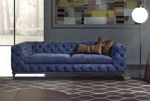 ITALY DREAM DESIGN - aston - Chesterfield Sofa