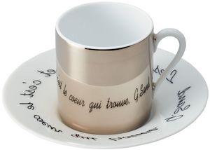 Raynaud - _anamorphose - Kaffeetasse