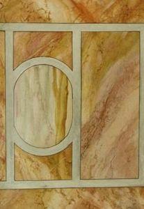 Josef Hoffmann -  - Wanddekoration