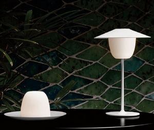Blomus - mobile led lamp - Led Stehlampe