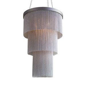 ALAN MIZRAHI LIGHTING - chain7080 round chain - Kronleuchter
