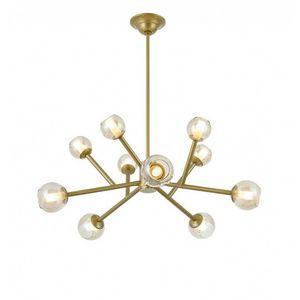 ALAN MIZRAHI LIGHTING - am1624 gravity chandelier - Kronleuchter