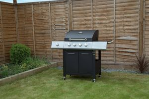 Charles Bentley & Son Ltd. -  - Gasgrill