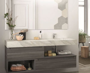 CasaLux Home Design -  - Wc Waschtisch