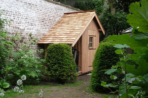 Atelier Du Rivage - de muriel - Holz Gartenhaus