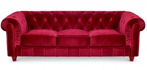 WHITE LABEL -  - Sofa 3 Sitzer